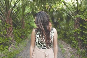 Camminando nel bosco