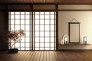 Maison japonaise moderne