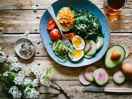 Sausage and Avocado Farmers Wife's Hormone Balancing Breakfast