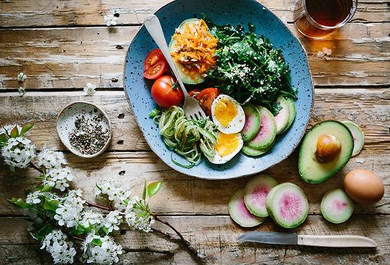 Egg and Avocado Salad