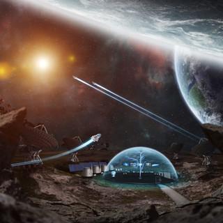 DESIGN IN SPACE