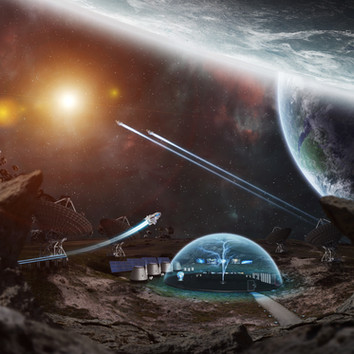 Civilian space flight is coming...or is it already here?