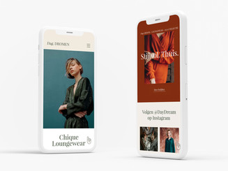 Website and App Design