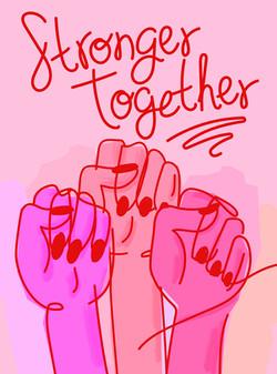 Plus forts ensemble