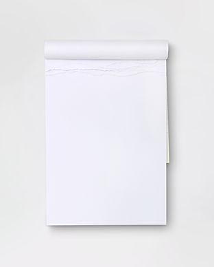 Blank Scratchbook
