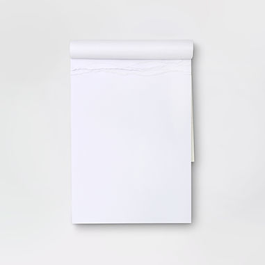 Blank Scratchbook