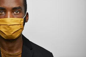 防護フェイスマスク