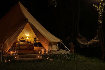 Romantic Tent for two