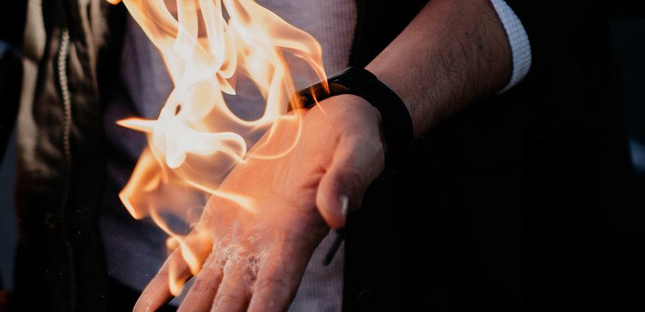Astuces de feu
