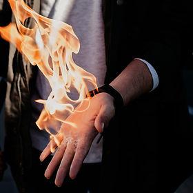 Truques de fogo