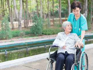HEALTH AND SOCIAL CARE: THE CHALLENGES AND REWARDS