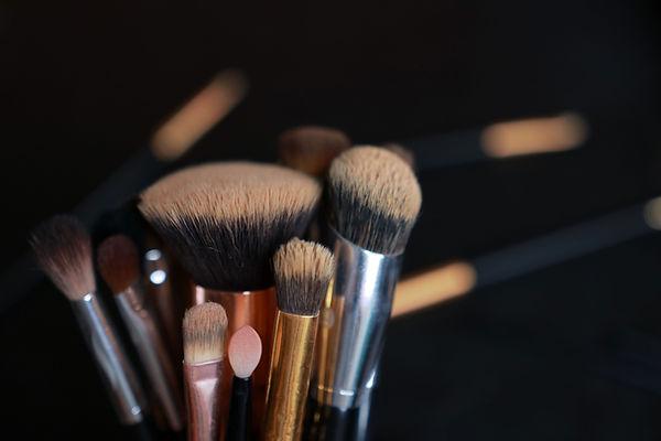 make-up štětce