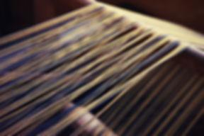 Плетение ниток