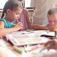 クラスで描画子供