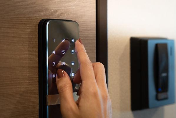 디지털 보안 시스템