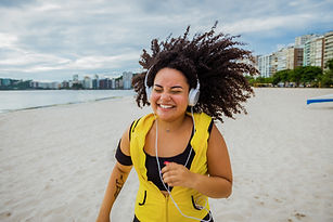 Jogging with Music