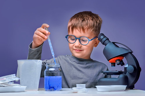ExperiMental Science (3rd - 6th)