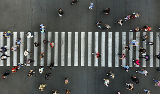 City Crosswalk