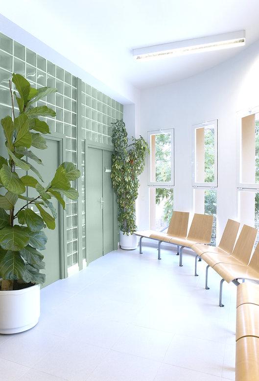 Neat Waiting Room