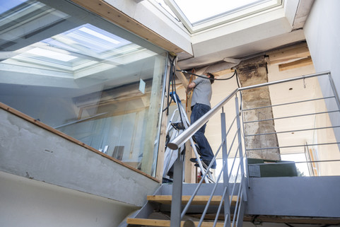 Isolation Renovierungen Sanierung Neugestaltung