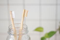 木製歯ブラシ