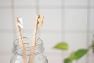 Zahnbürsten aus Holz