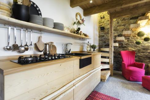 Cottage de style rustique