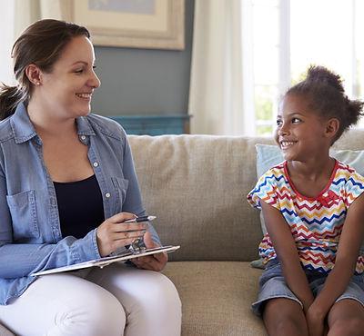 Psychologue pour enfants