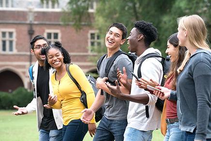 Amigos da faculdade