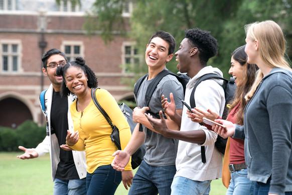 De Circonstance ... Un article à propos des jeunes et de l'isolement social.
