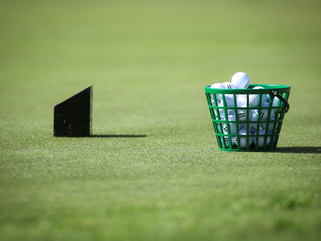 Simple macro adjustments evened out energy & jitteriness in European Tour qualifying golfer.