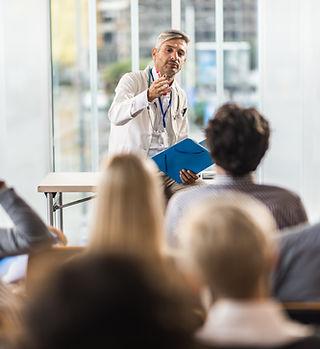 Nauczanie doktora na seminarium