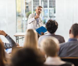 Doctora Docente en Seminario