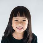 Portrait eines glücklichen Kindes