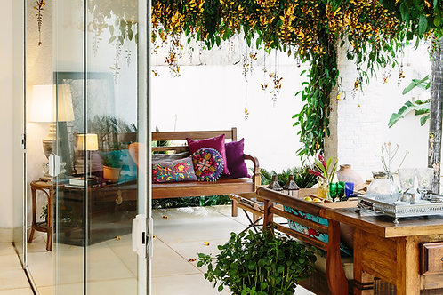 Inspiring balcony (50-200 sqft)  Transform your space into your oasis