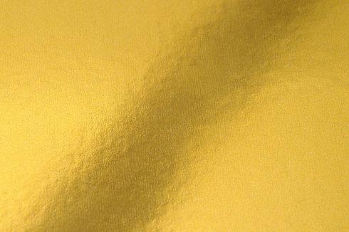 Trama di lamina d'oro