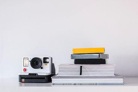 Livros de câmera