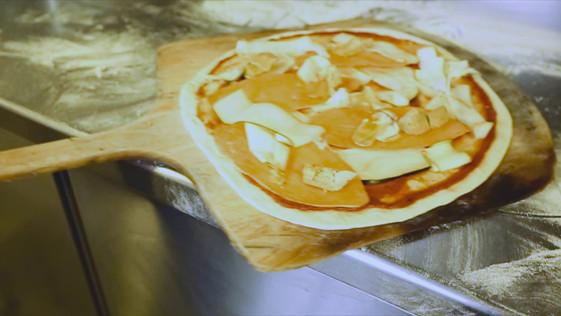 Изготовление пиццы