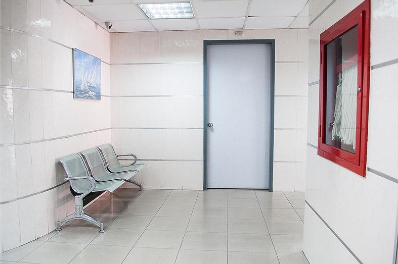 Asientos de sala de espera