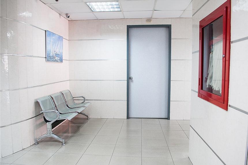 Waiting Room Seats