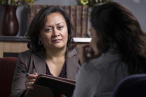 Mulher e psicóloga