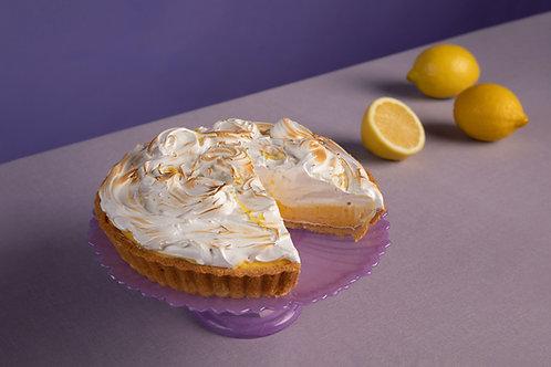 Lemon/Apple  Meringue Tart 10''8-10portions