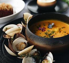 Curry de fruits de mer