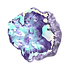 Purple Crystal Rock