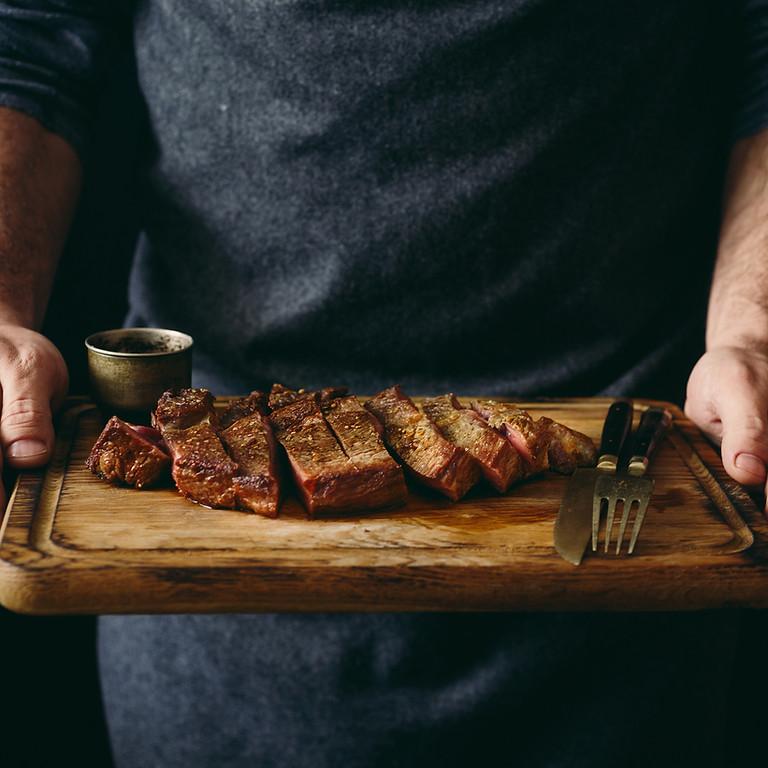 Juli ist T-Bone Steak Monat!