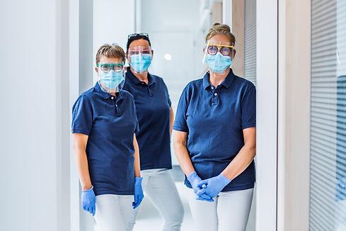 Mitarbeiter des Gesundheitswesens