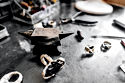 Jewelry Maker's Table