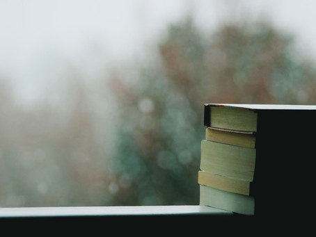 Idées de lectures pour l'automne !