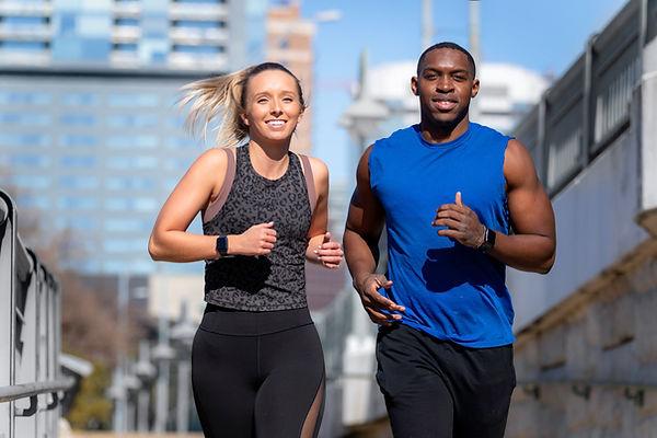 Van Run Club, Support the Running Community