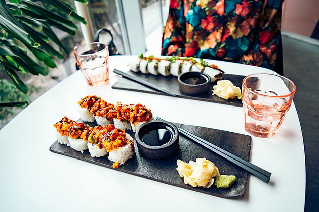 Dubbele Sushi